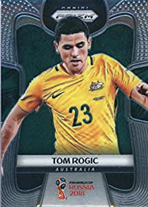 2018 Panini Prizm FIFA World Cup Soccer Trading Card #269 Tom Rogic Australia