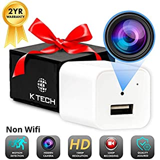 K Tech Hidden Spy Camera USB Charger, Hidden Camera, Hidden Nanny Cam, Spy Camera Charger, USB Charger Camera, Hidden Spy Camera, Hidden Spy Cam, USB Spy Camera, USB Hidden Camera, Hidden Cameras
