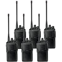 Vertex VX-261 UHF 6 Pack of PRE-PROGRAMMED Radios