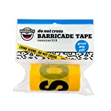 BigMouth Inc Crime Scene Caution Tape, 50 Foot Roll