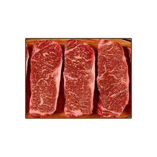 Strip Steaks