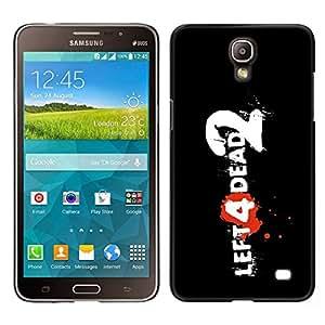 EJOY---Cubierta de la caja de protección para la piel dura ** Samsung Galaxy Mega 2 ** --Izquierda Muerto