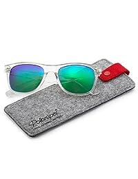 polarspex polarizadas Unisex 80's Retro Clásico Moderno anteojos de sol con estilo