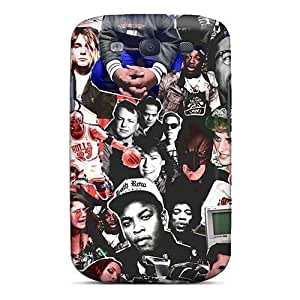 For HTC One M9 Case Cover (collage)