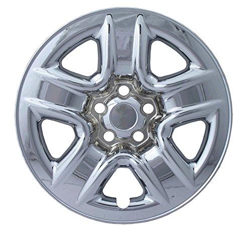 7975P-C  Set of 4 17″ Rav-4 Wheel Skins for 2006-2012 Toyota Rav4