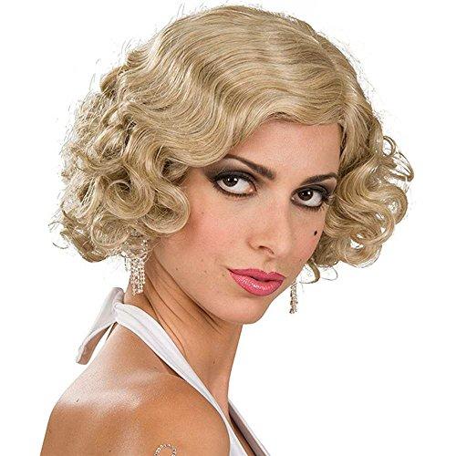 Rubies Costumes Womens Flapper Blonde