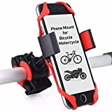 Bike Phone Mount, Universal Motorcycle Cell Phone