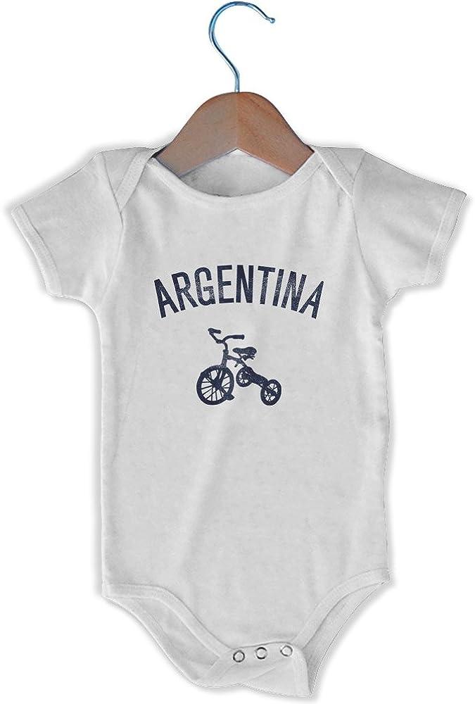 MILE-END SPORTSWEAR Argentina Ciudad triciclo infantil Onesie