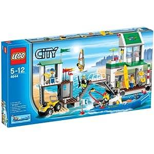 LEGO City 4644 - Puerto Deportivo