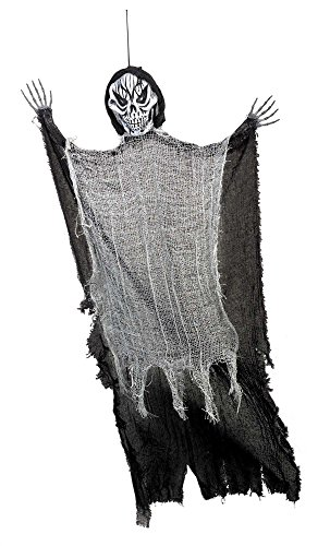 Amscan Giant Hanging Black Reaper | Halloween Decoration