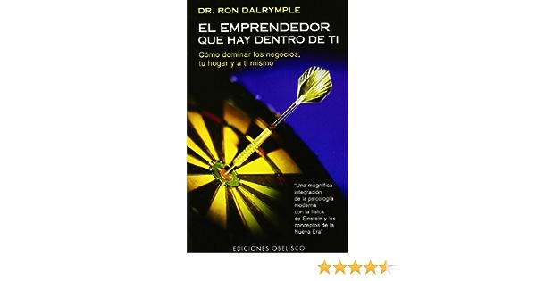 El emprendedor que hay dentro de ti (EXITO): Amazon.es ...