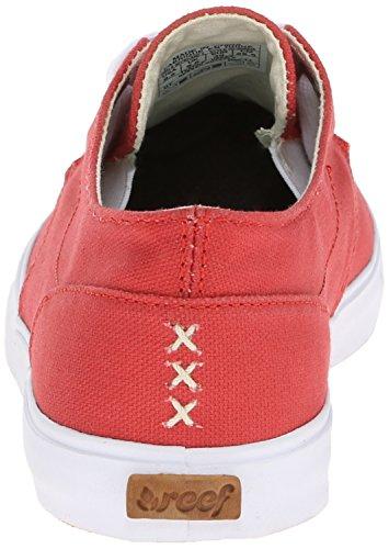 Reef - Zapatillas para mujer Rojo - rojo