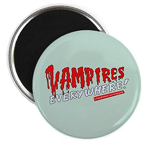 [CafePress - The Lost Boys - Vampires Everywhere Magnets - 2.25