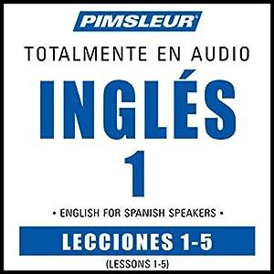 ESL Spanish Phase 1, Unit 01-05 Audiobook