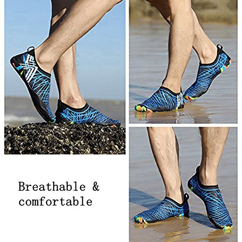 5e43eaaa520daf Resonda 2017 Women Men Durebale Sports Water Shoes Aqua Beach Swimming Pool  Shoes chic
