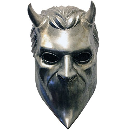 Collector Mask (Ghost B.C. Men's Nameless Ghoul Mask Silver)