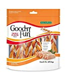 Good'n'Fun Healthy Hide Triple Twists Snack For Dogs Treats, 8.6 oz. Review