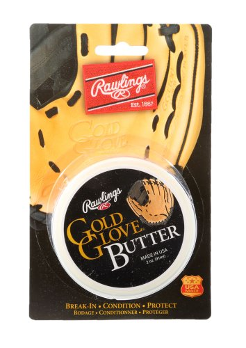 Rawlings Gold Glove Butter Baseball Glove Conditioning Oil