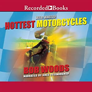 Hottest Motorcycles Audiobook