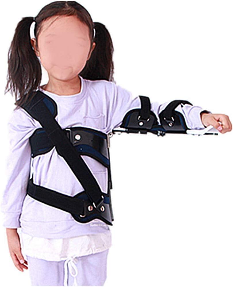 JL Ajustable Secuestro de Hombro Fijación Protectora para Dislocación de Fractura Infantil Apoyo Ortopédico para Miembros