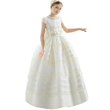 Auxico Bonita Vestidos de Las Muchachas de Flor Vestido de ...