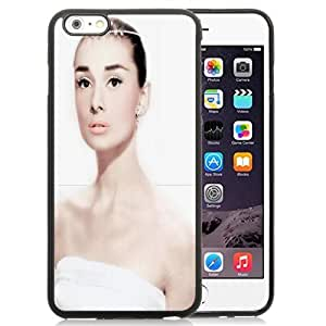 New Personalized Custom Designed For iPhone 6 Plus 5.5 Inch Phone Case For Audrey Hepburn Phone Case Cover