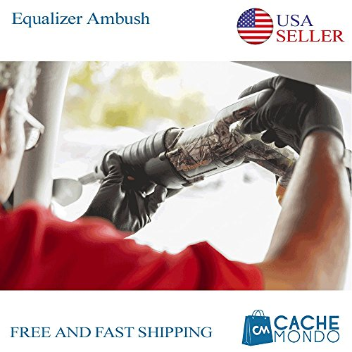 Equalizer Ambush ATV2012 - Auto Glass Replacement Kit by Equal-i-zer (Image #1)