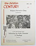 img - for The Christian Century, Volume XCVIII Number 11, April 1, 1981 book / textbook / text book