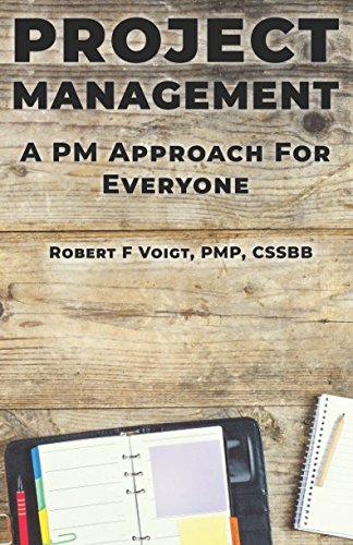 Project Management: A PM Approach For Everyone pdf epub