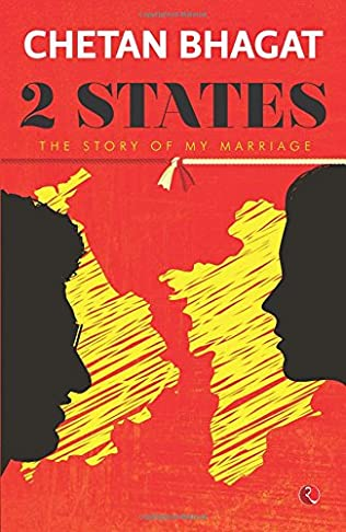 book cover of 2 States