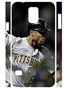 Classy Sports Guy Shot Customized Super Smooth Samsung Galaxy S5 I9600 Hard Case by icecream design