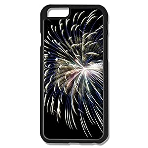 Cartoon Fireworks HDR IPhone 6 Case For Couples