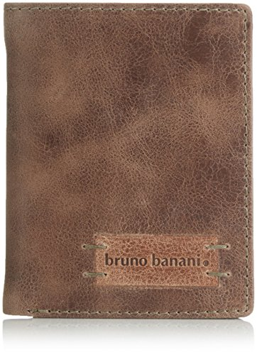 bruno banani Vista_4_1 W 320.1427_Unisex-Erwachsene Geldbörsen 10x12x2 cm (B x H x T) Braun (Braun_cognac) sDzXIV2yi0