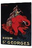 Tin Sign XXL Party Retro Rum Bar Pub Restaurant