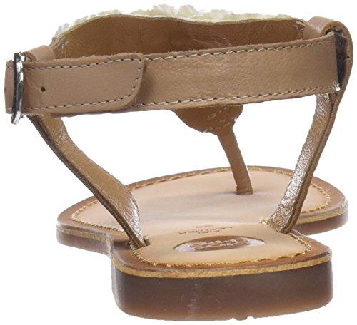 Gioseppo 45338, Sandalias con Plataforma Para Mujer Beige (Nude)
