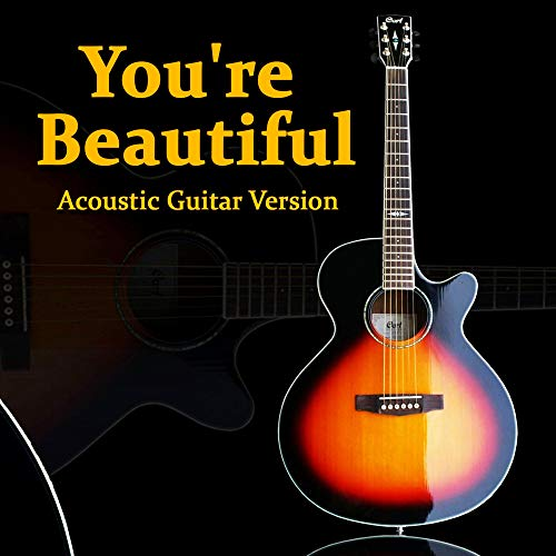 You Re Beautiful Acoustic Guitar Version By M S On Amazon Music