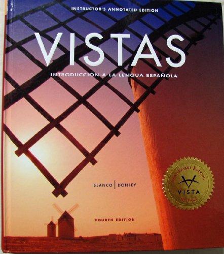 Vistas 4e IAE (Anniversary Edition)