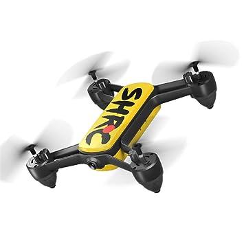 redreamsky - Drone SHRC H7 5G - Selfie aéreo WiFi FPV GPS con ...