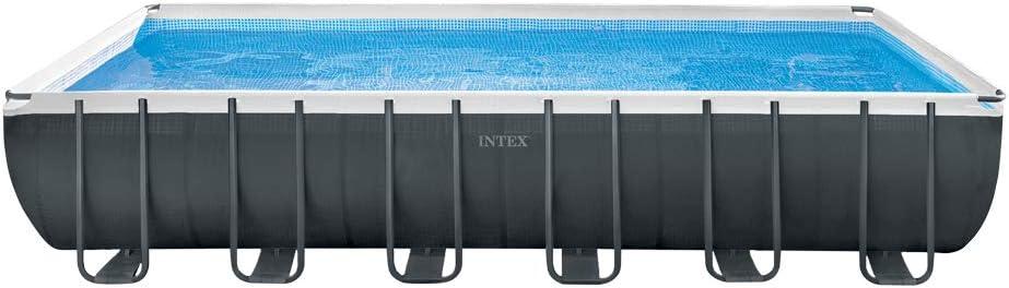 Intex 26364NP Piscina Ultra Frame Rect, 732 x 366 x 132 cm