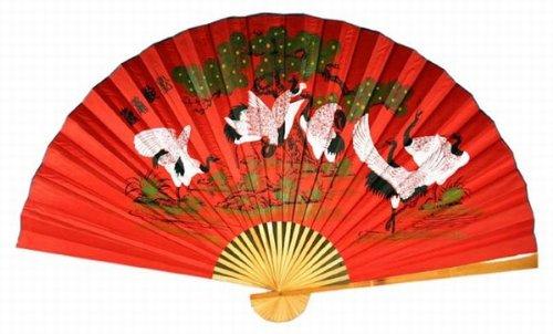 classic 35 oriental wall fan - 4