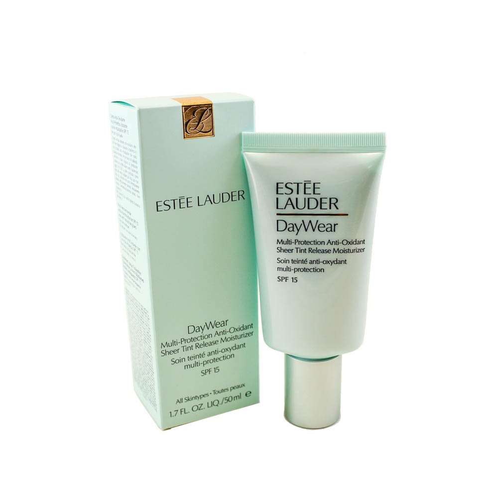 Estee Lauder Daywear Multi Protection Anti Oxidant Sheer Tint Release Moisturizer for Women, 1.7 Fluid Ounce by Estee Lauder