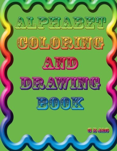 Download Alphabet Coloring & Drawing Book ebook
