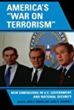 img - for America's 'War on Terrorism': New Dimensions in U.S. Government and National Security book / textbook / text book