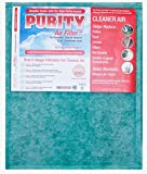 Purity Air Filter High Performance 5 Stage Air Filter for Furnace and Air Conditioners by Size Fits 16x20x1. Home Air Filtration System to Reduce Dust, Pollen, and Other Household Odors.