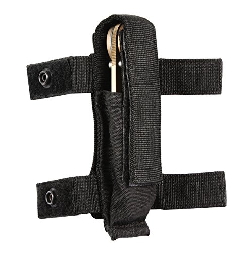 - Rothco Molle Compatible Polyester Knife Sheath, Black
