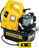 Enerpac ZU4208TB-Q Universal Electric Pump with Torque VE42Q Valve Liquid Crystal Display 115V and 8 L Usable Oil Capacity