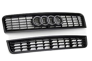 Audi A4 Original Audi Ersatzteile S-Line Gitter links
