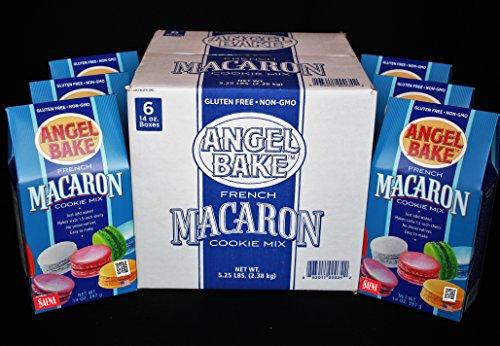 French Macaron Mix - 6 Pack (Macaron Baking Mix)