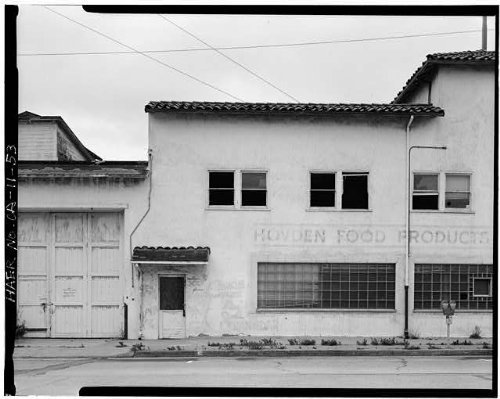 Photo: Hovden Cannery,886 Cannery Row,Monterey,Monterey - Row Monterey Map Cannery