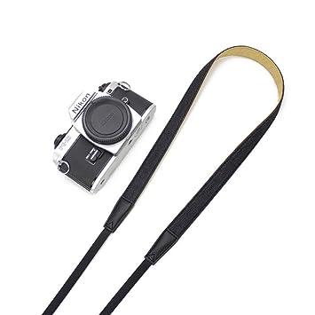 AKDSteel - Correa de Hombro para cámaras réflex Digitales: Amazon ...